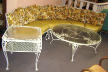 Vintage Outdoor Furniture Patio Chairs