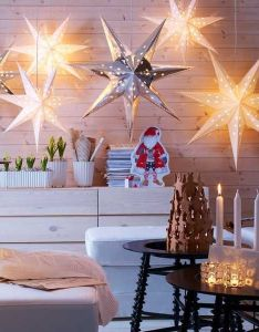 Country christmas decor ideas indoor ways to make your house festive for the duration of holidays also last minute decorating handmade scandinavian rh pinterest
