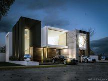 Modern House Design Architects