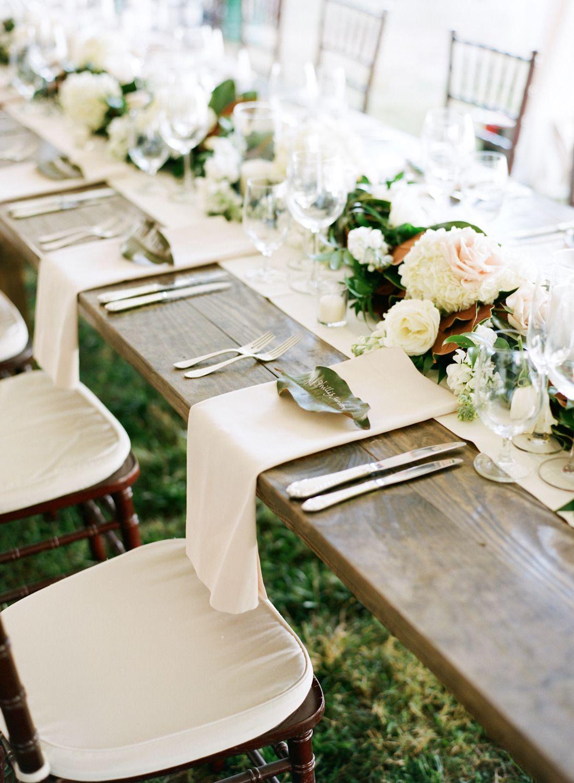 Elegant Tennessee Plantation Wedding