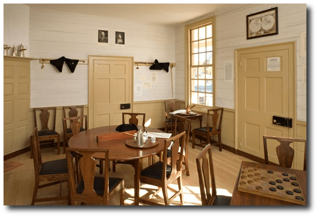 Colonial & Primitive Decorating Ideas R Charlton's Coffeehouse