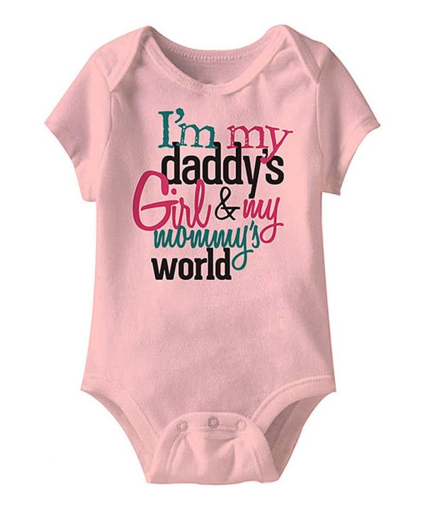 Daddy's Baby Girl Clothes