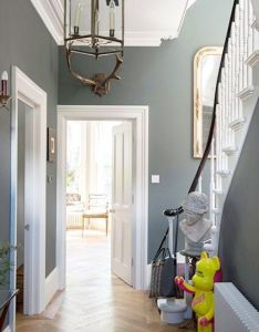 House ever grey hallway design ideas also small hallways modern country style and rh pinterest