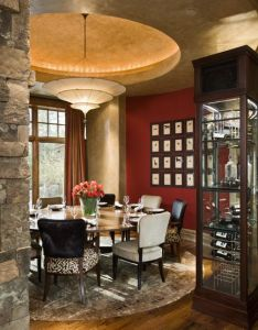 Beautiful ceiling and love the interior stone also  home at its best rh pinterest