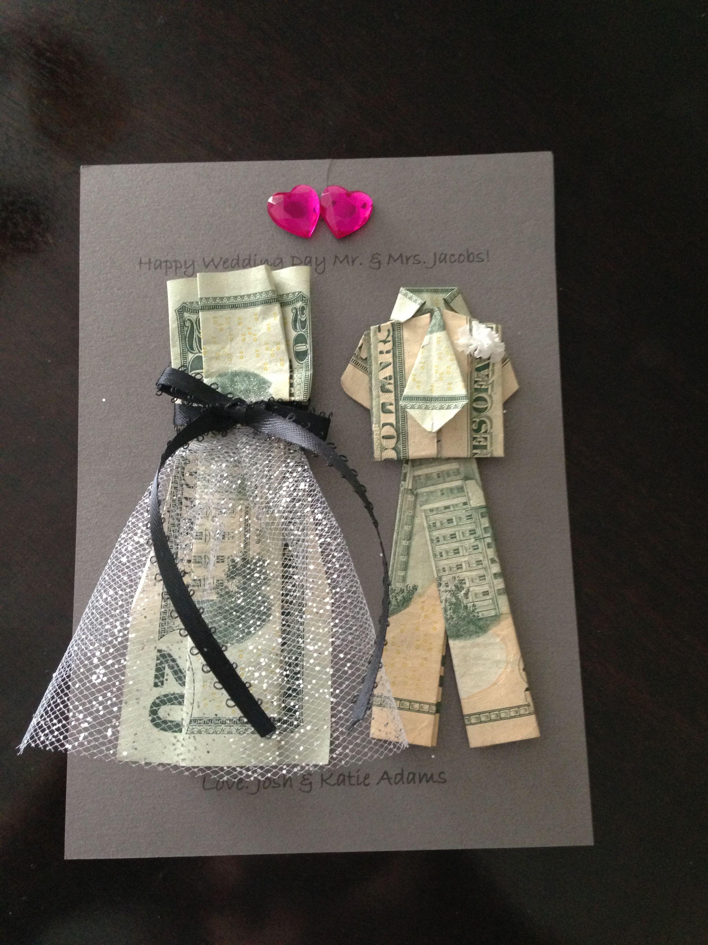 Wedding Money Gifts on Pinterest  Money Gift Wedding Wedding Gift Poem and Money Bouquet