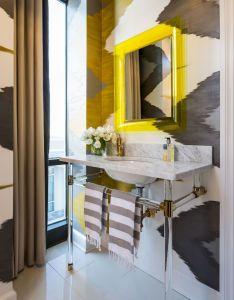 Riverside penthouse tobi fairley interior design also sinks rh pinterest