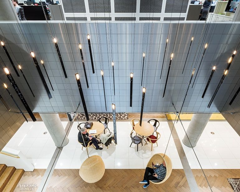 6 Cutting Edge Media And Tech Headquarters Office Spaces