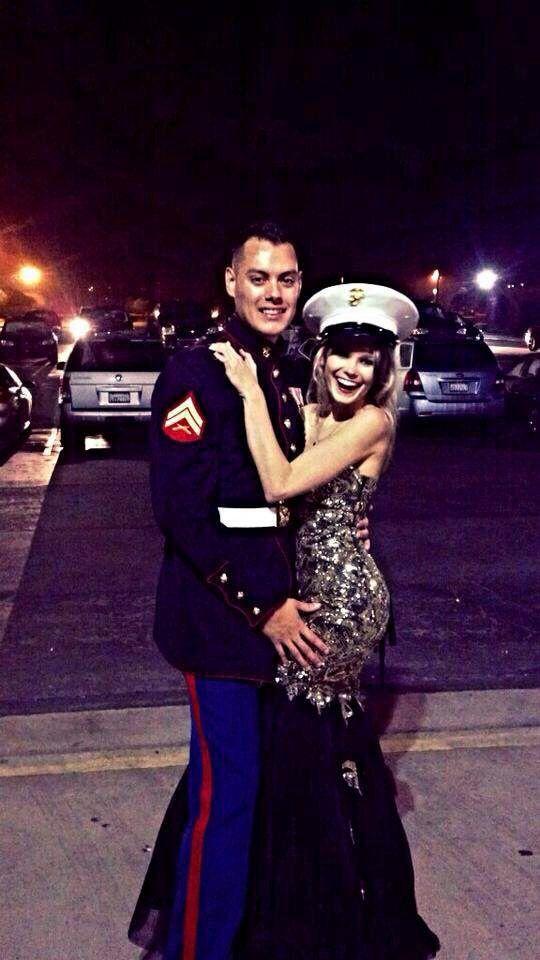 Ball Hairstyles Corps Marine