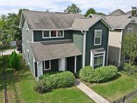 dark green house with white trim | Home colors | Pinterest ...