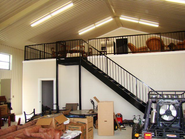 Metal Building Homes With Loft Google Search Sierra