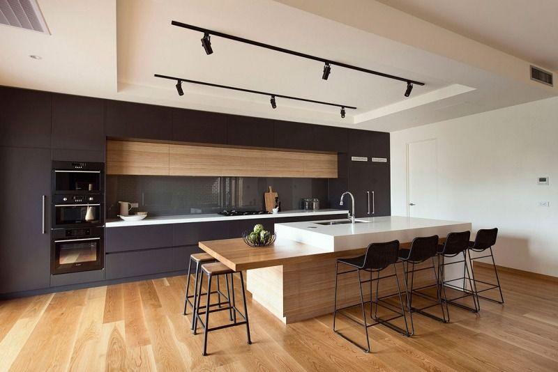 Cuisine Lineaire Moderne