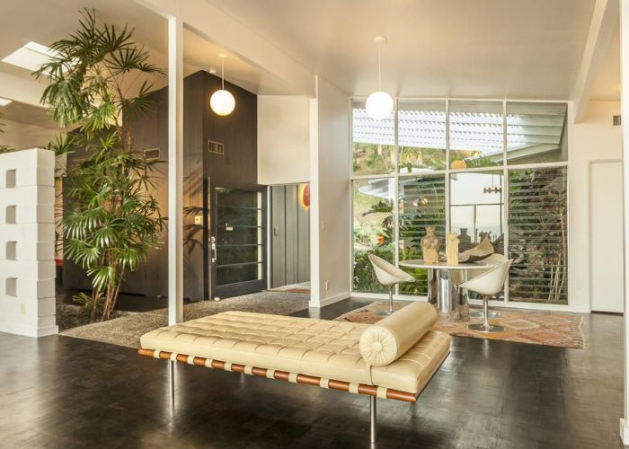 Home of the day top shelf midcentury modern in bel air also edward fickett house mid century decor pinterest