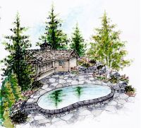 landscaping design drawings