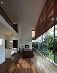 Kwa architects design  contemporary home in colombo sri lanka also rh pinterest