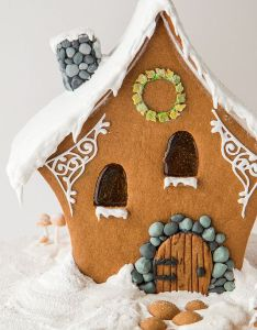 very fairy gingerbread house ginger recipesgingerbread villagegingerbread recipe also and rh pinterest