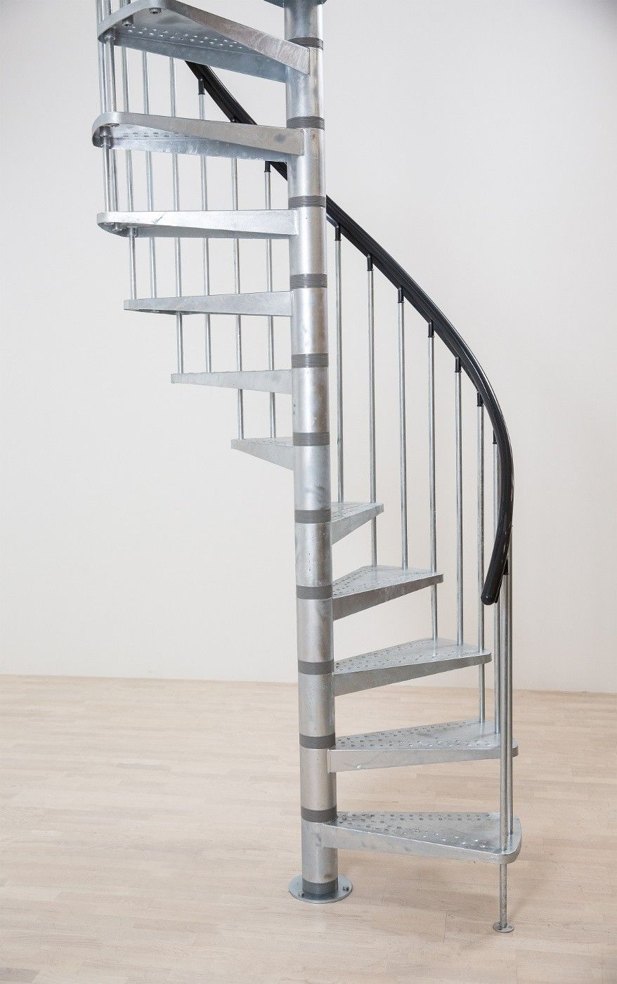 Dolle Toronto V3 Spiral Stair Kit Available In 2