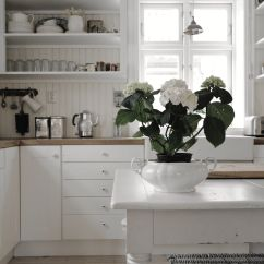 Country Shelves For Kitchen Cups White Decor I Like The Wood Paneling On