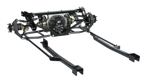 fully independent rear suspension for the stang strong