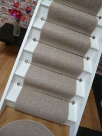 Carpet stair runner to fit 13 stairs, Berber style ...