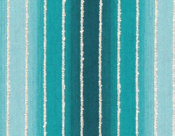 fabrics for chairs striped chair covers diy ombre fabric turquoise - modern upholstery yardage teal stripe textured material ...