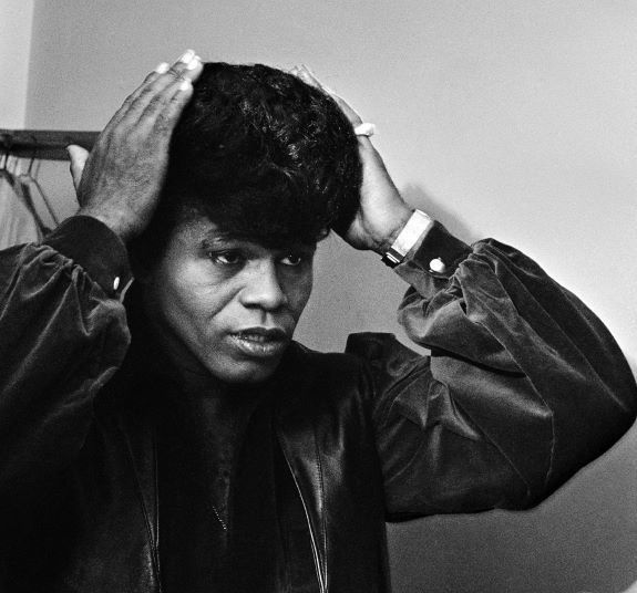"James Brown His Pompadour Hairstyle ""Get On Up"" Pinterest"