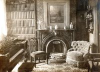inside victorian era homes | Victorian House Interior ...