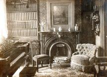 Victorian Era House Interior