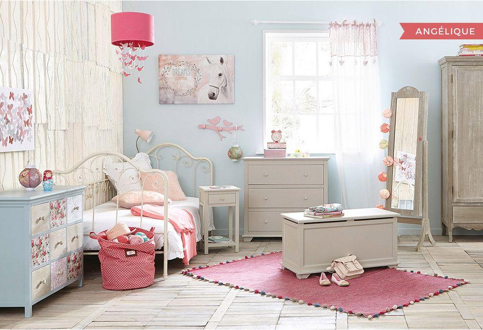 Elegant Chambre Fille Des Styles Proposs Par Maisons Du