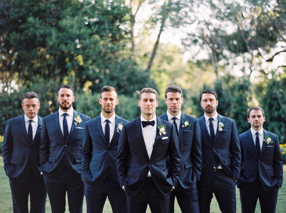 Cool Groomsmen Attire Ideas  Groom Style, Weddings And