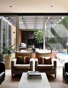 Bellaire court by austin design associates modern interiorshome also interiors pinterest rh