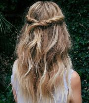 twisted - hairstyle