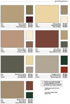 Colors To Paint In A Log Cabin Google Search Picky About Paint
