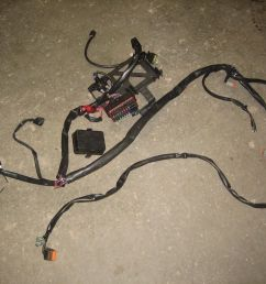 seadoo main wire wiring harness gti gtr rxp wake wake 278002814 [ 1600 x 1200 Pixel ]