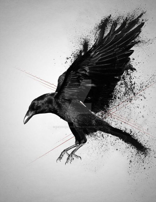 Crow-73' Deviantart Favourites Artists Inspire