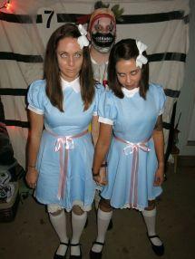 Grady Twins Halloween Costume