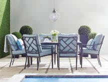 Patio 2014 Collection Biscayne Bay Dining Set