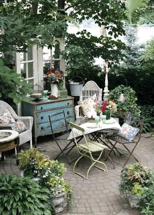 Guest Blogger How To Choose A Patio Scheme To Fit Your Design