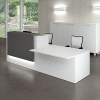 Reception Desks - Contemporary and Modern Office Furniture ...