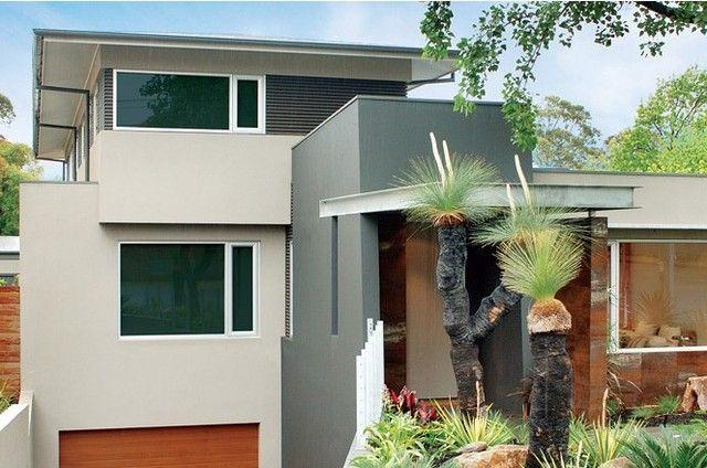 Exterior House Colour Ideas