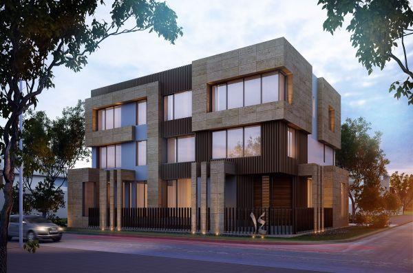 1000 Private Villa Kuwait Sarah Sadeq Architects