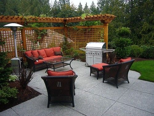 Awesome Patio Ideas On A Budget Designs Photos Home Decorating