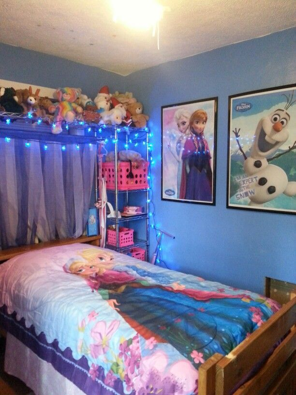 frozen bedroom | room ideas | pinterest | frozen bedroom, bedrooms