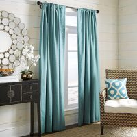 Whitley Curtain - Teal | Pier 1 Imports | Decor ...