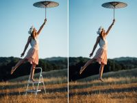 Before and After 'Levitation' Photos, Plus Tips and Tricks ...