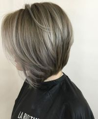 Gray Hair Color Ideas for Short Hairstyle 2017 for Older ...