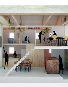 Architectural models also house  kanagawa model  pinterest arch rh