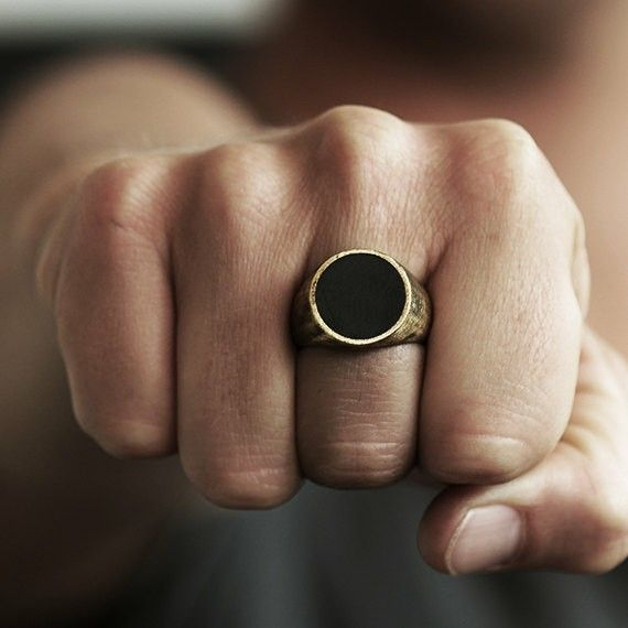 Men and Rings  Accessories  Pinterest  Ring Man