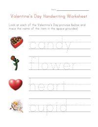 All Worksheets  Valentines Day Worksheets - Printable ...