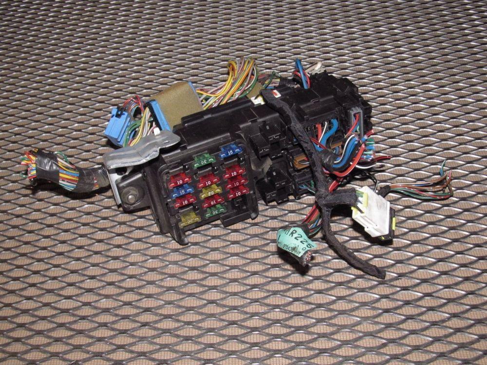 medium resolution of  af2f3791bf2c329b0e83ad4a9e73388b 97 98 99 mitsubishi eclipse oem interior fuse box mitsubishi fuse box for 2004 mitsubishi