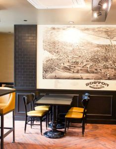 Take  look inside bostonia public house also doors and spaces rh pinterest